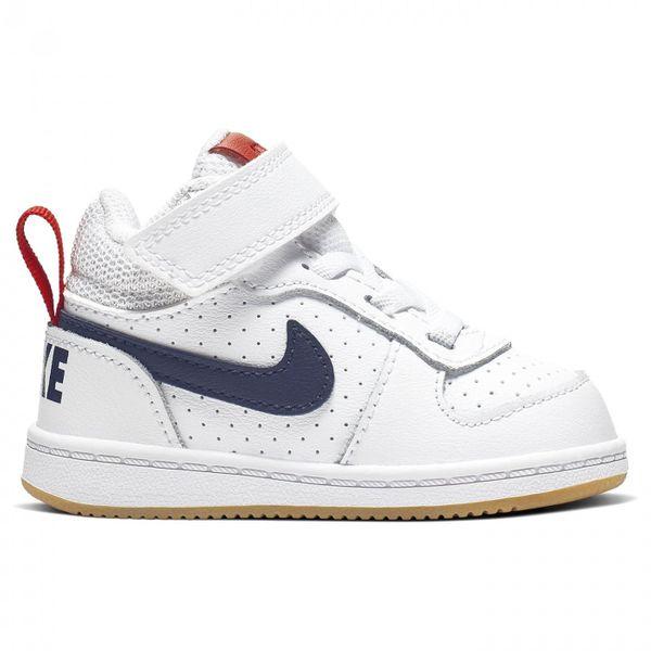 Nike Court Borough Mid Hi Trainers