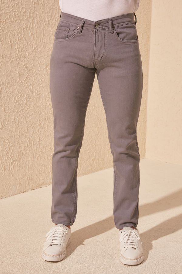 Trendyol Trendyol Blue Men Skinny Pants