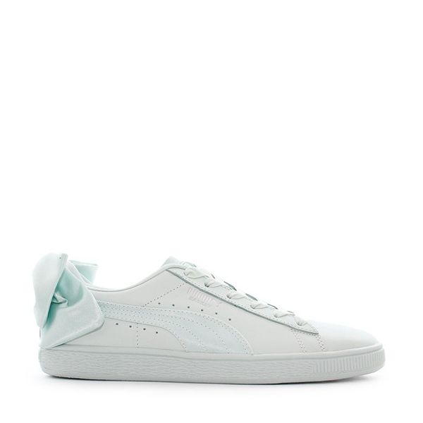 Puma Puma Basket Bow Wn's Blue Flower-Blue Flower