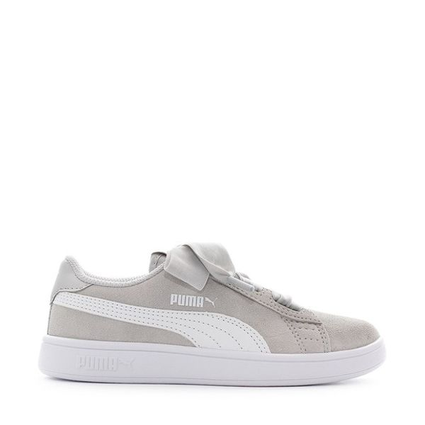 Puma Puma Smash V2 Ribbon Ac Ps  gray violet-white
