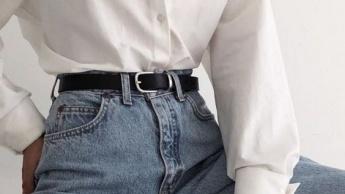 Kako pomoću odjeće vizualno stanjiti struk?