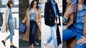 10 načina kako nositi traper #DenimOnDenim